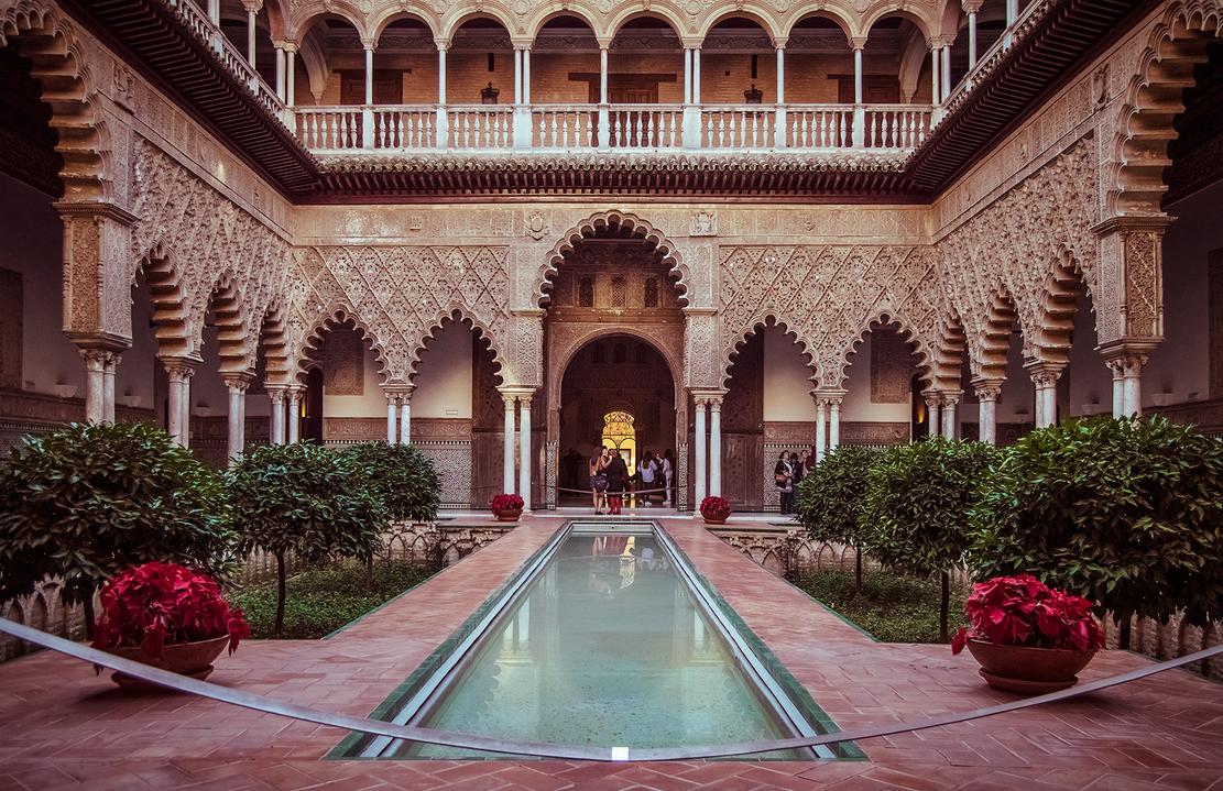 Royal Alcazar by MEISerenade