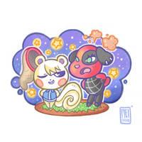 Animal Crossing - The bug bet! 2