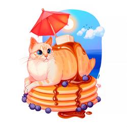Pankeke Cat