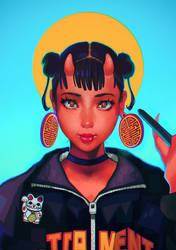 Oni Girl