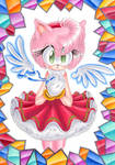 +Amy Rose+ Angel