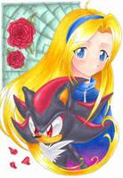 ARK Memories: Maria and Shadow by MEISerenade