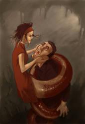 Medusa by Odinrules