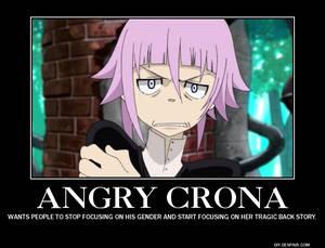 Angry Crona