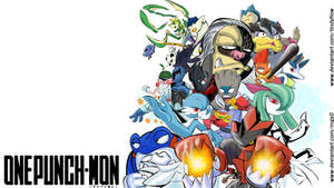 OnePunch-Mon Cover