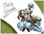 LoZ top 10 - Elder of The Picori- Ezlo by Tindyflow