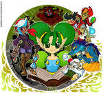 LoZ top 10 - Oracle Of Secrets by Tindyflow