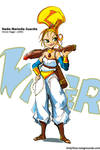 Square-Enix Elemental Ladies : Water by Tindyflow