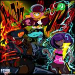 F-ZERO GX7 [PlasMagma GeoZero] by Tindyflow