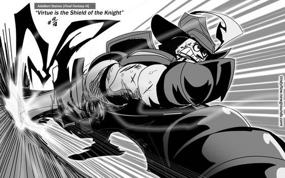 10-Adelbert Steiner [Final Fantasy IX]