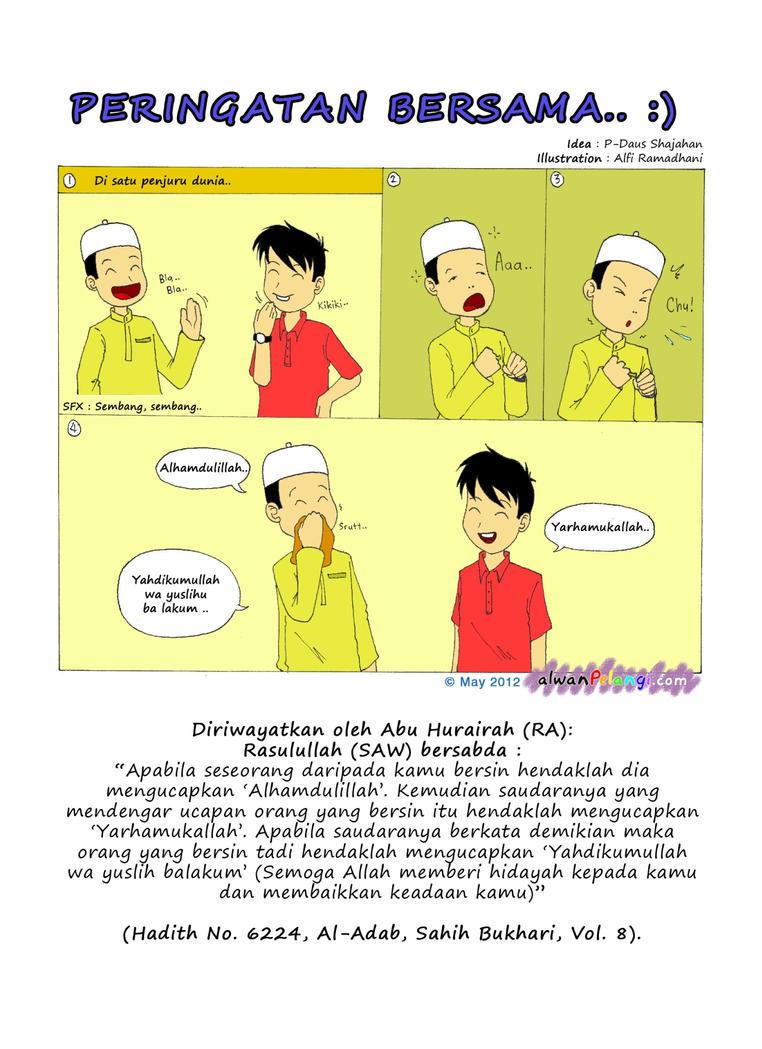 Bila Kawan Kita Bersin... by alfi-ramadhani