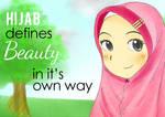 Hijab is Beauty by alfi-ramadhani