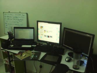 My Workspace #3 by alfi-ramadhani