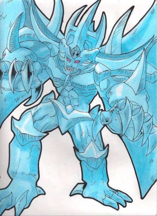 how to draw obelisk the tormentor