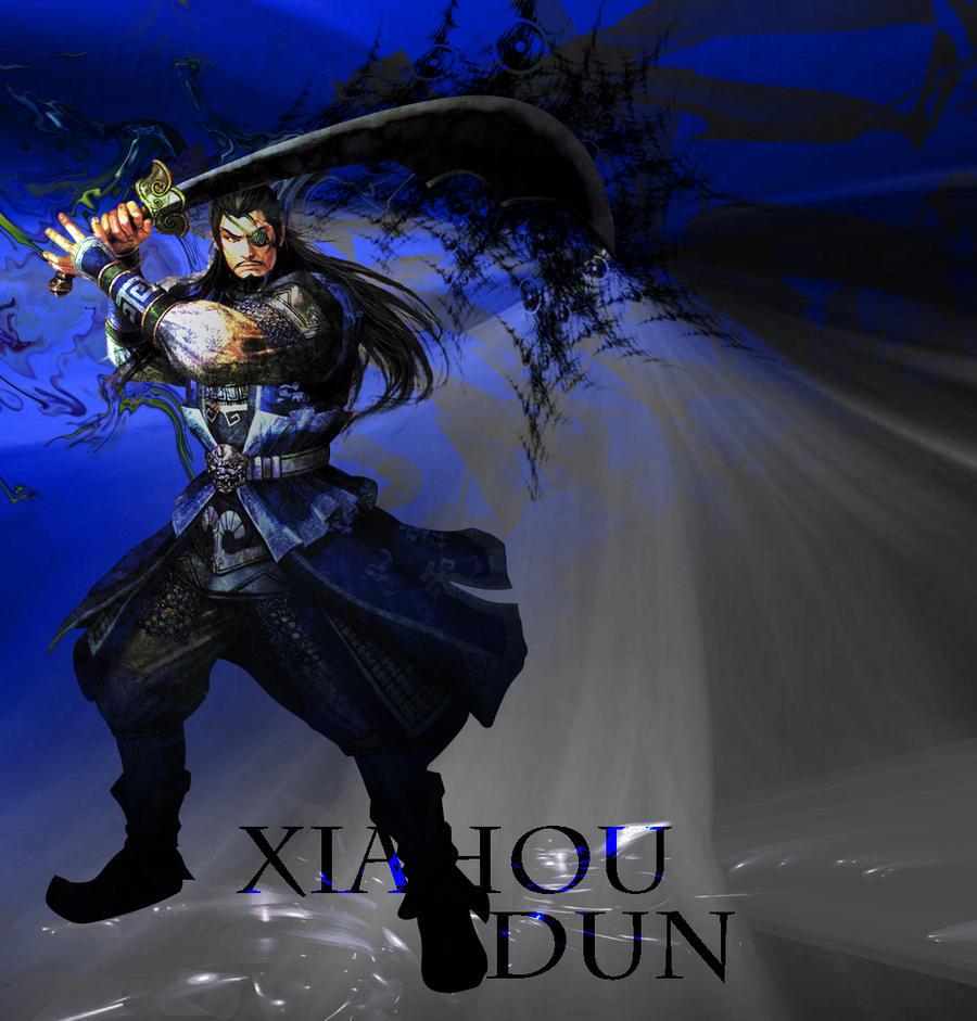 xiahou-dun-art