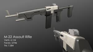 M-22 Assault Rifle