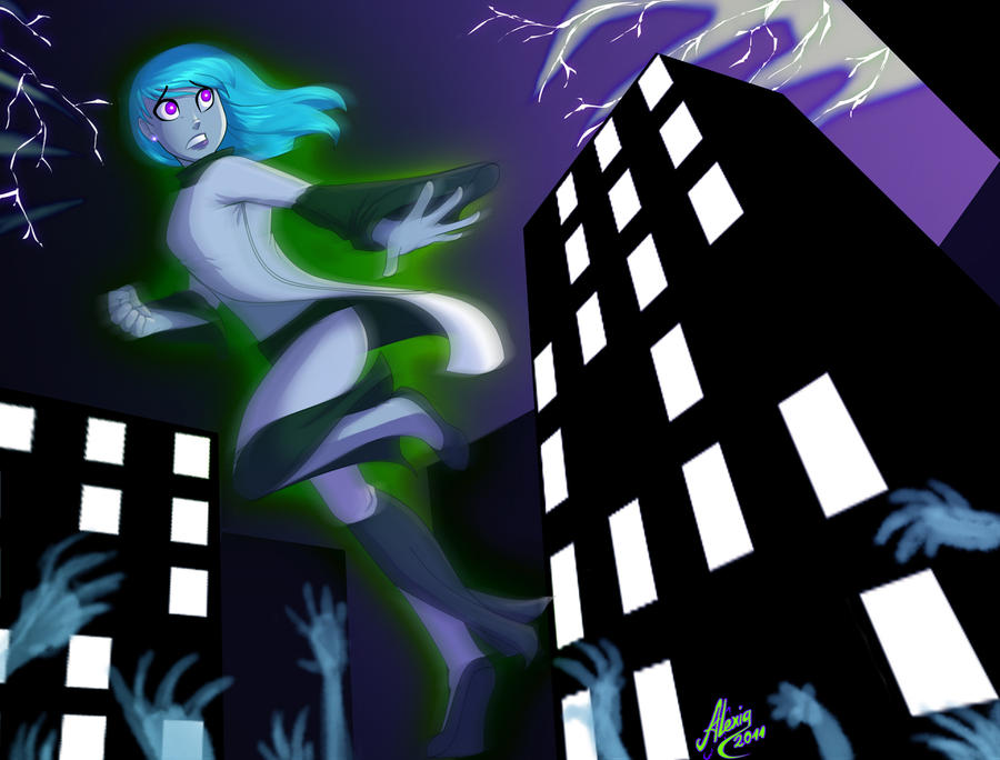 Irene ghost form by Kvalificatsia on DeviantArt