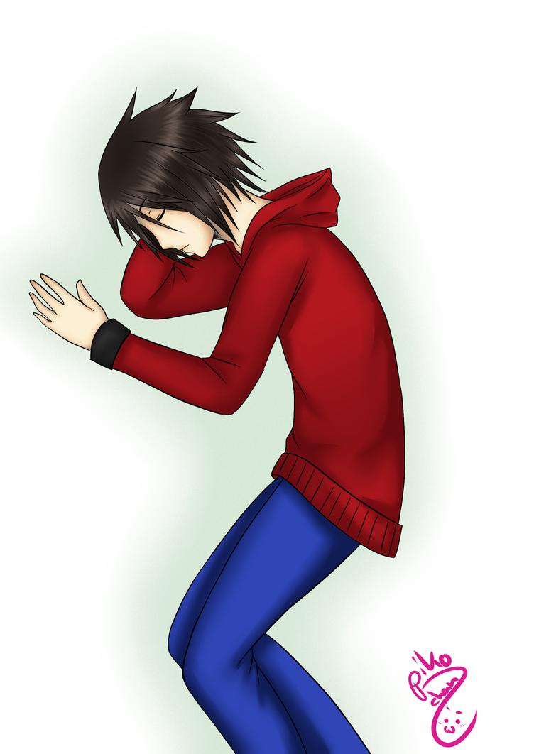 Art Trade .:Ruki:. by piko-chan4ever