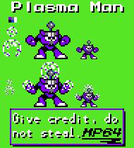 Plasma Man resprite by MarioPlayer64