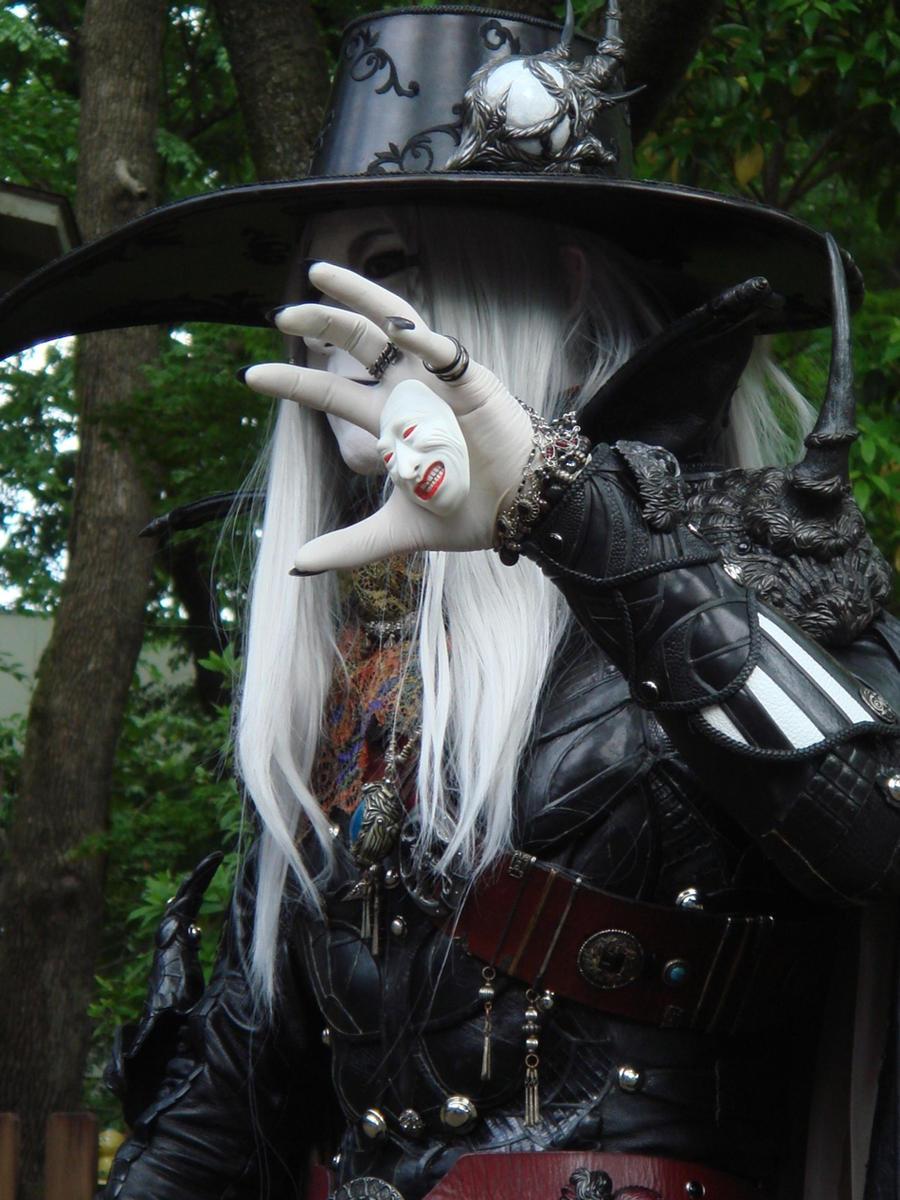 Vampire hunter D by Dakatsu1112