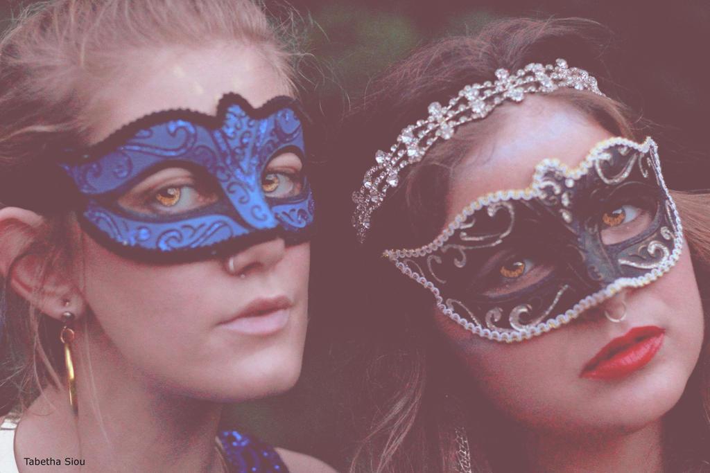 Bothmasks by Tabetha-Sioux
