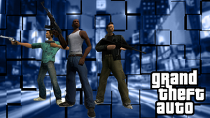 Grand Theft Auto Wallpaper