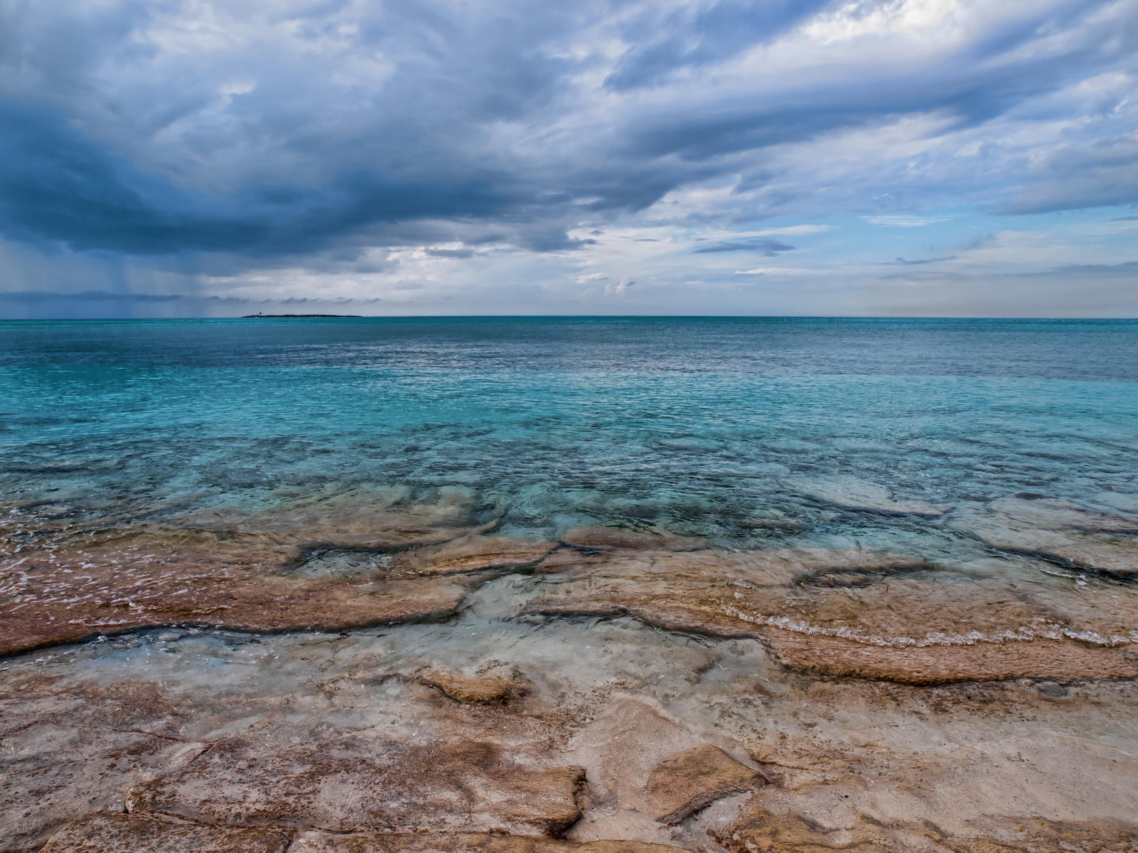 Geology of a sea bed by peterpateman