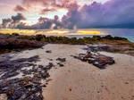 Low tide sunset 3