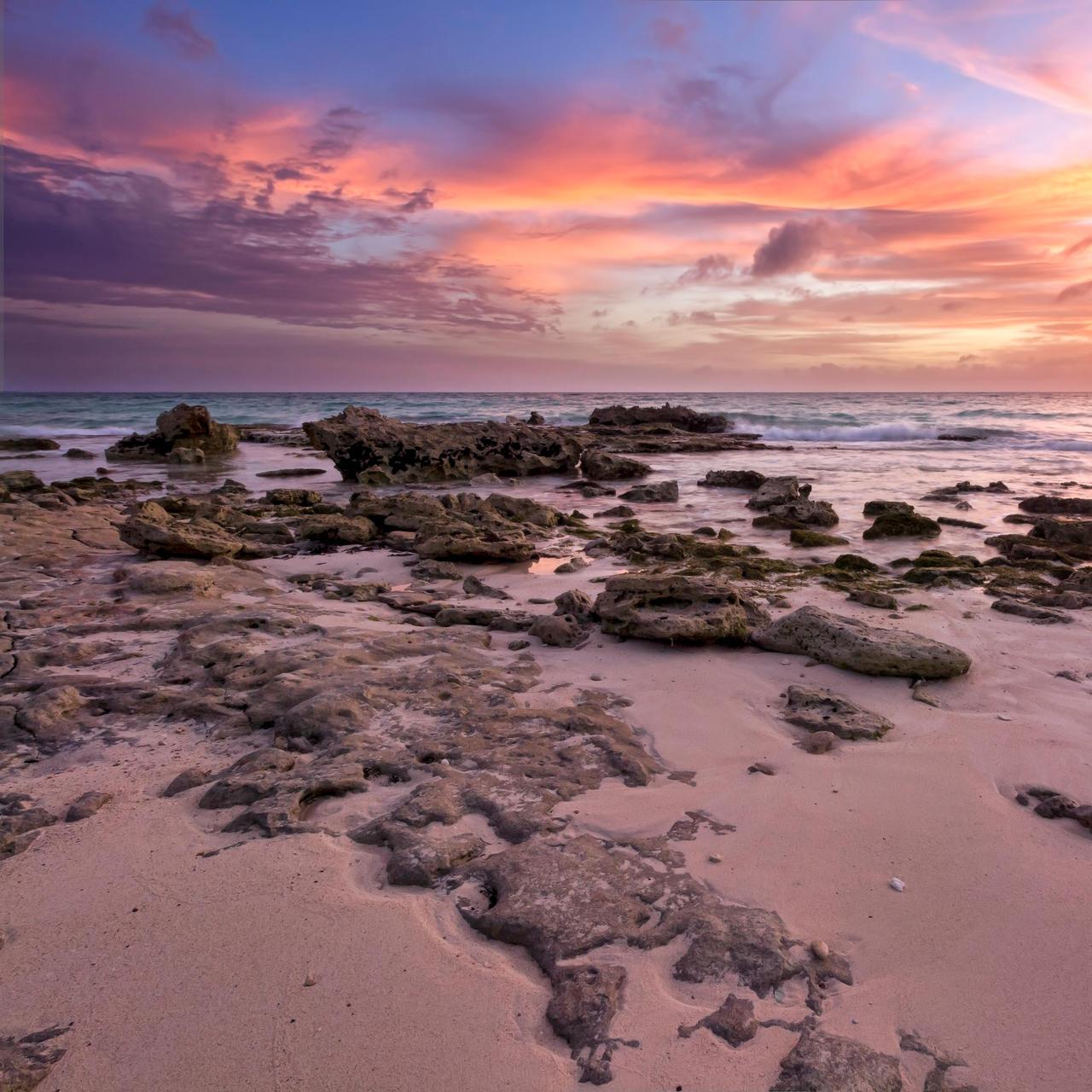January sunset 2 by peterpateman