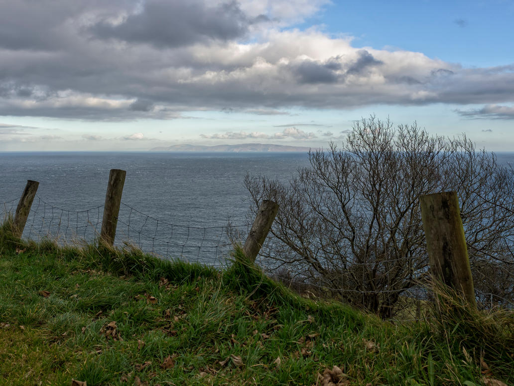 Across the Irish Sea by peterpateman