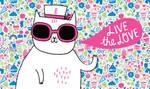 Catmy wallpaper
