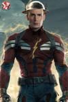 Chris Evans Jay Garrick (Yellow Lightning)