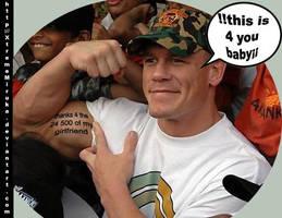 John Cena tatoo 4 me XD 24 500