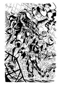 Deathstroke PG 10 - INK