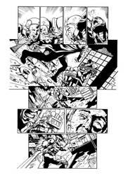 Deathstroke PG 11 - INK