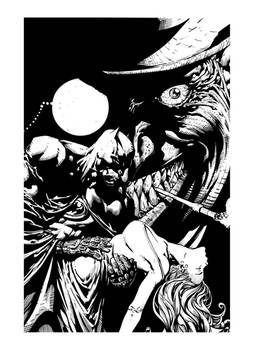 The Dark Knight INK