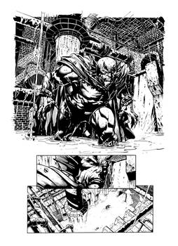 The Dark Knight - Page 5 INK