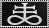 satanic cross_001 by bbagels