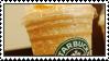 starbucks caramel frappe stamp 2/2 by bbagels
