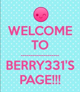 berry331's Profile Picture