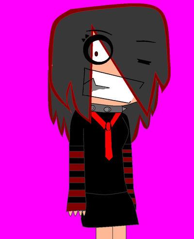 me vamp id by demonsbloodlustX