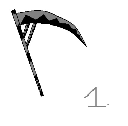 a scythe i use by demonsbloodlustX