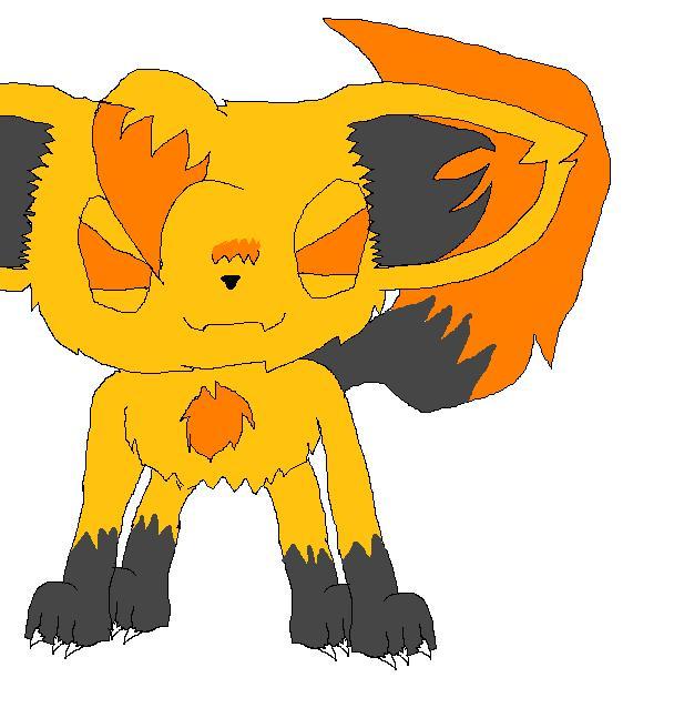 Pokemon Thingy by demonsbloodlustX