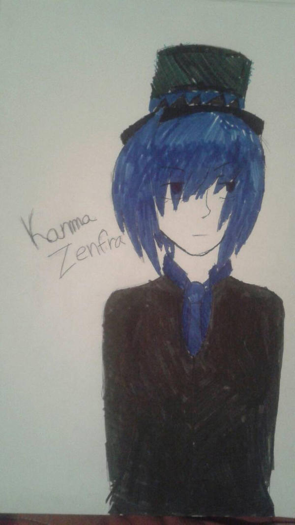 Karma Zenfra by demonsbloodlustX