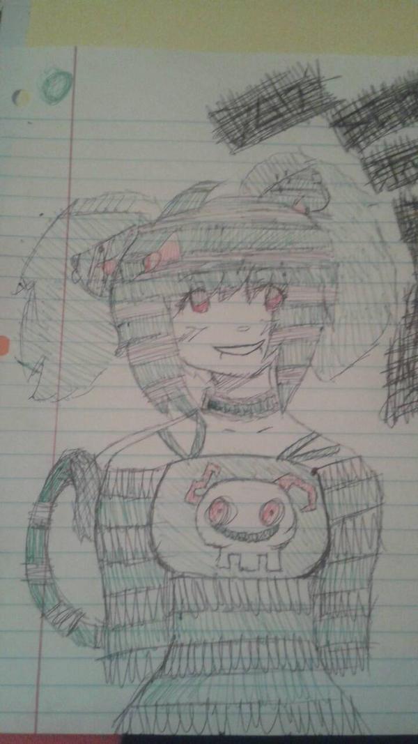 ShiShi Higura by demonsbloodlustX