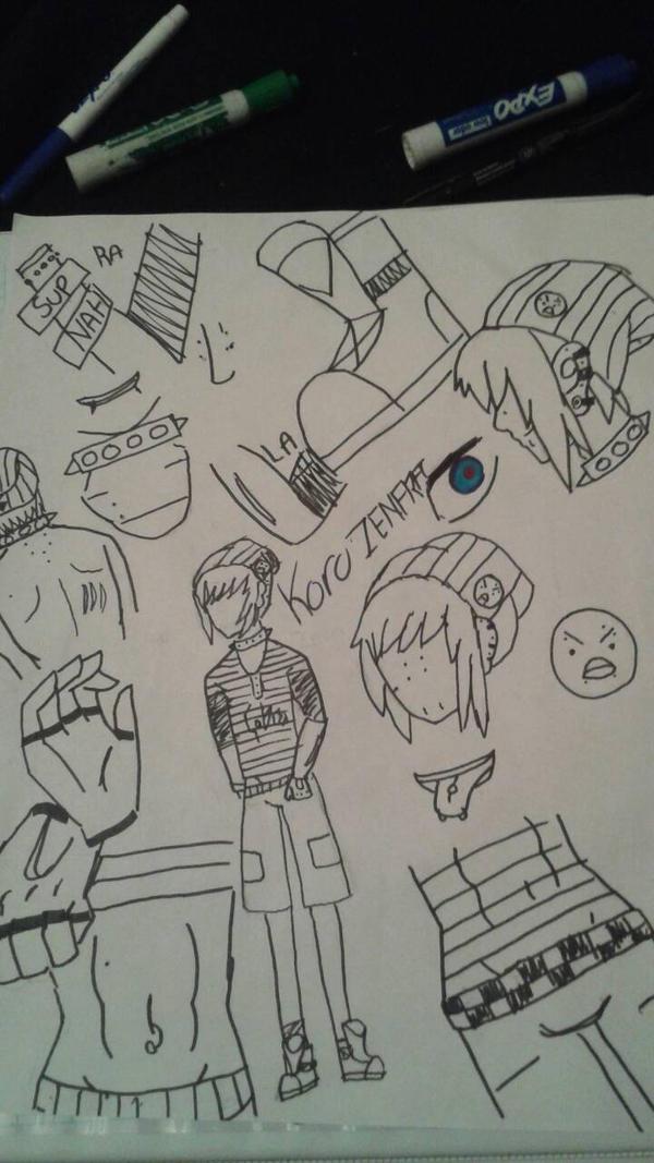 updated Koro by demonsbloodlustX