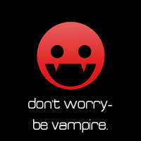 don't worry be vampire by solysol
