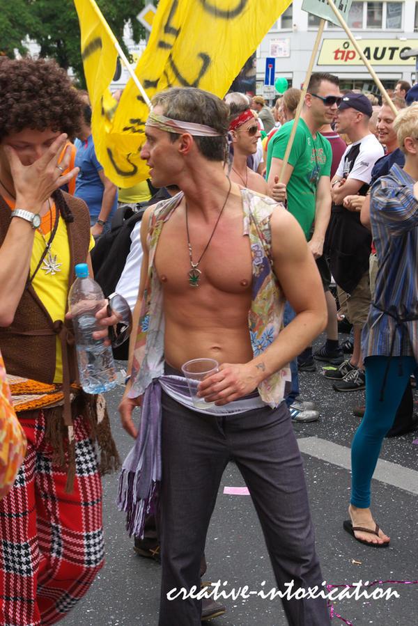 hippie pride boy by creativeIntoxication