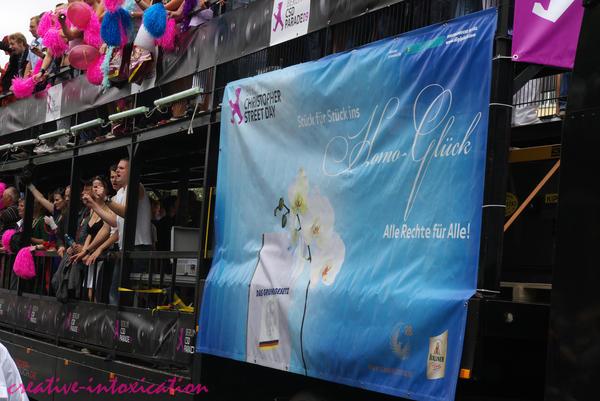 berlin pride slogan by creativeIntoxication