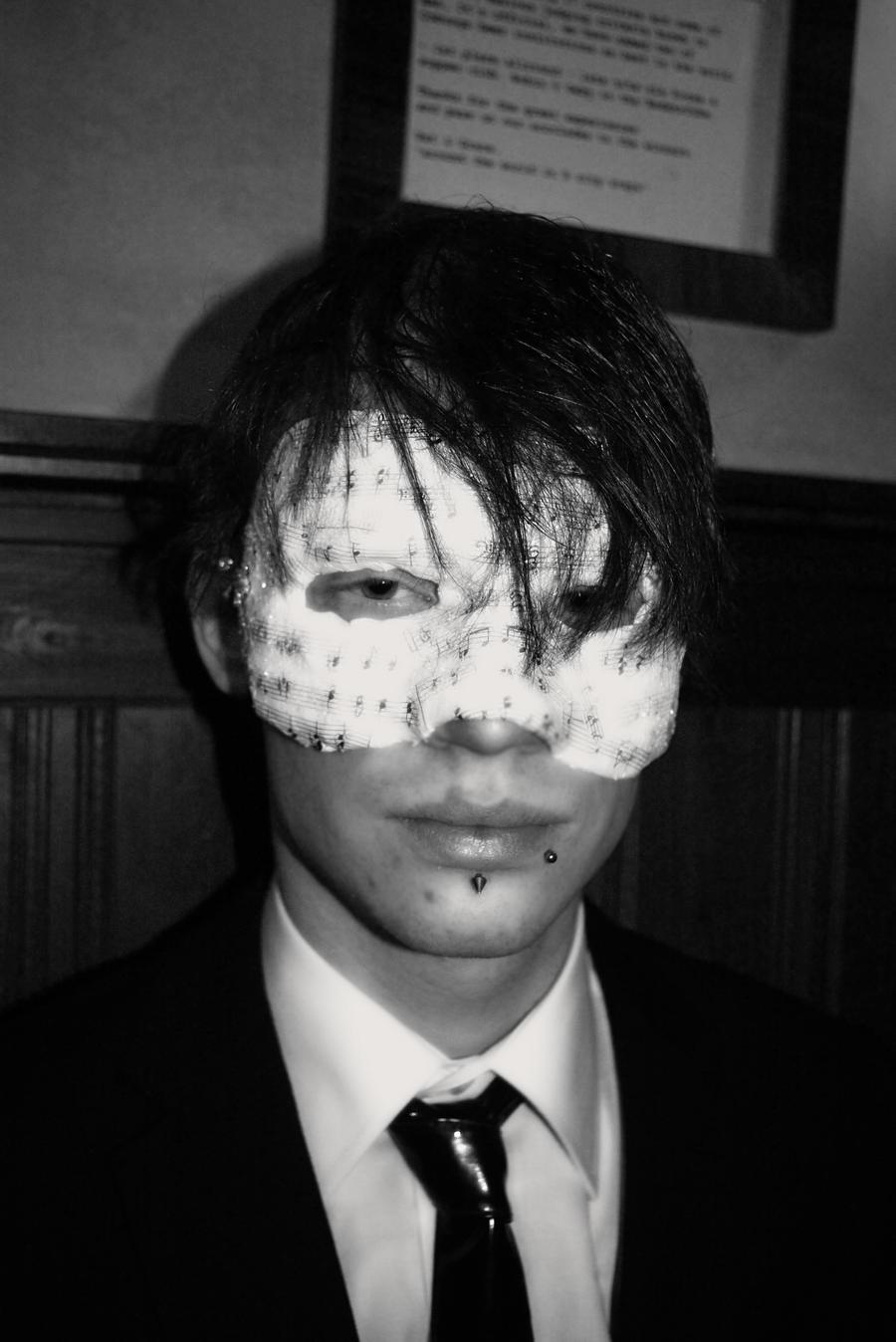 myself masked by creativeIntoxication